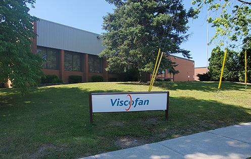 Ontario location - Viscofan Canada